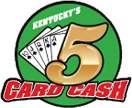 Kentucky: 5 Card Cash
